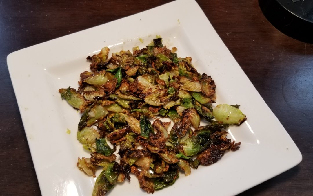 Deep Fried Brussell Sprouts